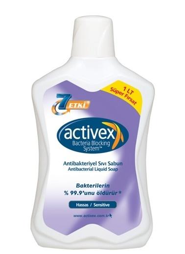 Activex Activex Sıvı Sabun Hassas Koruma 1 lt Renksiz